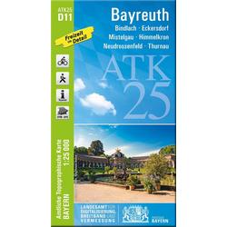 Bayreuth 1 : 25 000