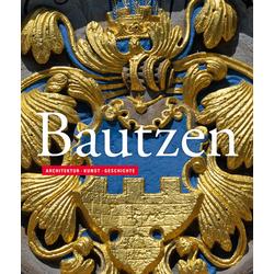 Bautzen als Buch von Kai Wenzel