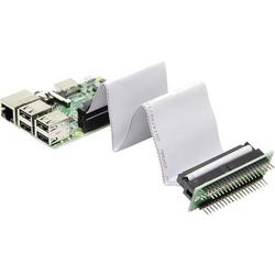 Joy-it RB-CON+01 GPIO-Kabel Raspberry Pi [40x GPIO-Buchse - 40x GPIO-Buchse, GPIO-Stecker] 15.00cm G