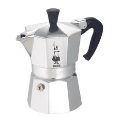 Bialetti Moka Express Aluminium-Espressokocher für 9 Tassen
