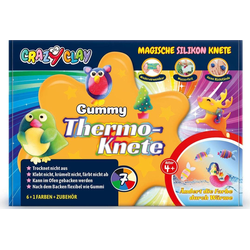 INTELLIGENTE knete Intelligente Knete Gummy Thermoknete-Set