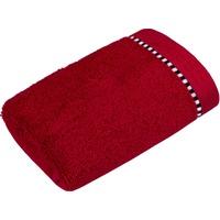 Esprit Box Solid Gästehandtuch (3x30x50cm) cherry