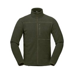 Norrona - Norrona Warm2 Jacket M'S Olive Night - Fleece - Größe: M