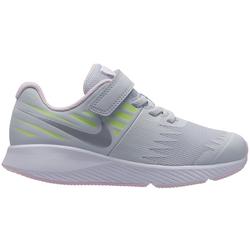 Nike Star Runner (PSV) - Laufschuh Neutral - Mädchen Grey/Pink 11,5C US