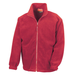 Result Fleecejacke Polartherm™ Active Fleece Jacke RT36 rot M