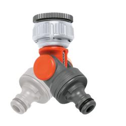 Winkelhahnstück lose für Wasserhahn mit 33.3 mm (G1)-Gewinde und für Wasserhahn mit 26.5 mm (G 3/4)