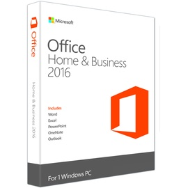 Microsoft Office Home & Business 2016 ESD ML Win