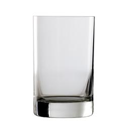 Stölzle Glas New York Bar, Kristallglas, Saftglas, 290 ml, 6-teilig weiß