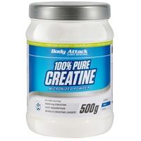 100% Pure Creatine Pulver 500 g