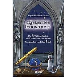 Mystisches Lenormand,  Lenormandkarten u. Buch