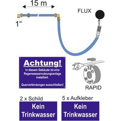 Zehnder Pumpen 19118 Anschluss-Set