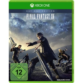Final Fantasy XV - Day One Edition (USK) (Xbox One)
