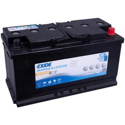 Exide ES900 Equipment Gel (Gel G80) 80Ah