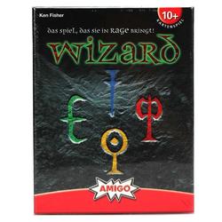 AMIGO Spiel, Amigo Wizard Kartenspiel - jeder Stich zählt