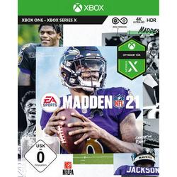 Madden NFL 21 Xbox One USK: 0
