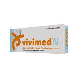 Vivimed N gegen Fieber und Kopfschmerzen