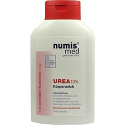 NUMIS med Körpermilch Urea 10% 300 ml