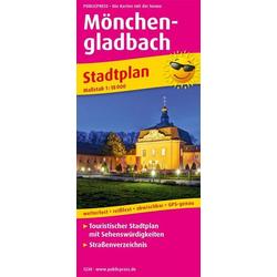 Mönchengladbach 1:18 000