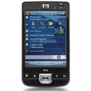 HP iPAQ 214 Enterprise Handheld (Windows Mobile 6.0)