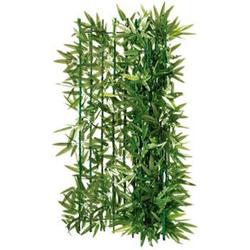 Balkon-Sichtschutz Bambus zuschneidbar grün ca. 3 x 1 m Bambus Grün