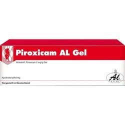 Piroxicam AL Gel