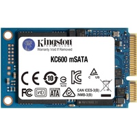 Kingston KC600 1 TB mSATA