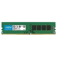 Crucial CT8G4DFS832A Speichermodul 8 GB DDR4 3200 MT/s DIMM 288pin SR x8 unbuffered