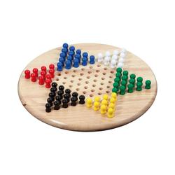 Philos Spiel, Halma rund Durchmesser 29 cm