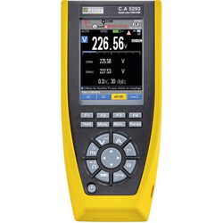 Chauvin Arnoux C.A 5293-BT Hand-Multimeter digital Datenlogger, Grafik-Display CAT III 1000 V, CAT I