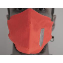 Q36.5 Gesichtsmaske - Schutzbekleidung Orange