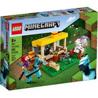 Lego Minecraft Der Pferdestall 21171