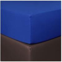 BETTWARENSHOP BETTWARENSHOP, Boxspring, Matratzen blau 180-200 cm x 200-220 cm