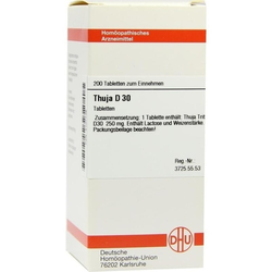 THUJA D30