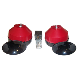 KFZ 2-Klang Elektrofanfare 12 V