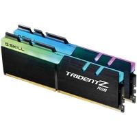 G.Skill Trident Z RGB 16GB Kit DDR4 PC4-25600 (F4-3200C16D-16GTZR) ab 226.80 € im Preisvergleich