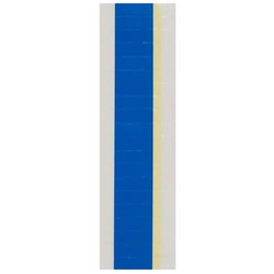 Farbsignal selbstklebend Kopfbreite: 9mm Kopfhoehe: 25mm VE=100 Stück hellblau