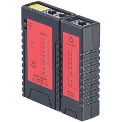 2in1-Netzwerk- & Telefonkabel-Tester für RJ-45 und RJ-11, 2 Modi
