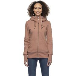 Sweatshirt RAGWEAR - Neska Zip Mocca (MOCCA) Größe: XS