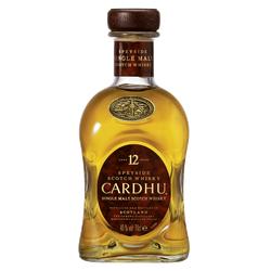 Cardhu 12 years Speyside Malt Whisky 40% 0,7l