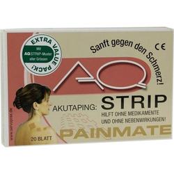 Gitter-Tape AQ-Strip 20 Bl a 2 Pflaster 4.5x4.5cm
