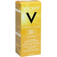 Vichy Capital Soleil Mattierendes Gesicht Fluid LSF 30 50 ml
