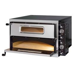 GGG Pizzaofen 835x835x545 mm 400 V 96 kW 50C-450 C Breite mit Thermostat 925 mm B44