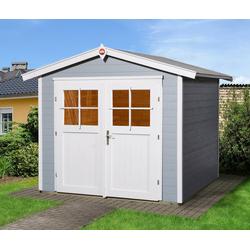 weka Gartenhaus 224 Gr.3, BxT: 280x259 cm