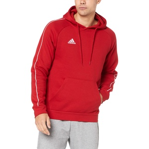 adidas Herren CORE18 Hoody Sweatshirt, Power red/White, XS