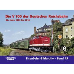 Die V 100 der Deutschen Reichsbahn als Buch von