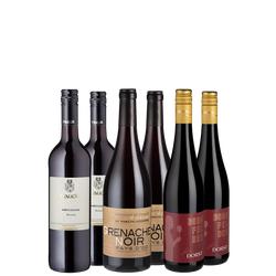6er-Probierpaket lieblich-süße Rotweine - Weinpakete