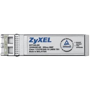 Zyxel SFP10G-SR - SFP+-Transceiver-Modul - 10 GigE - 10GBase-SR - LC Multi-Mode - bis zu 300 m - 850 nm - für Zyxel XGS1910-24, XGS1910-48