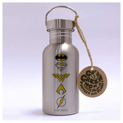 GB eye Trinkflasche DC Comics - Justice League - Eco Bottle
