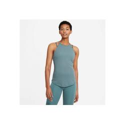 Nike Yogatop Nike Yoga Pointelle grau M (38)