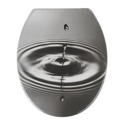 WC-Sitz Waterdrop(LB 45x38 cm) Wenko
